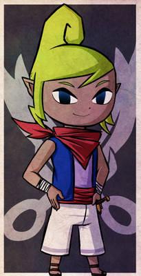 Tetra the Pirate