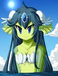 Freed Giga Mermaid
