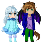 AT: Megnrox15 by Icy-Snowflakes