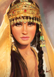 Prince of Persia (Tamina) by Tmact