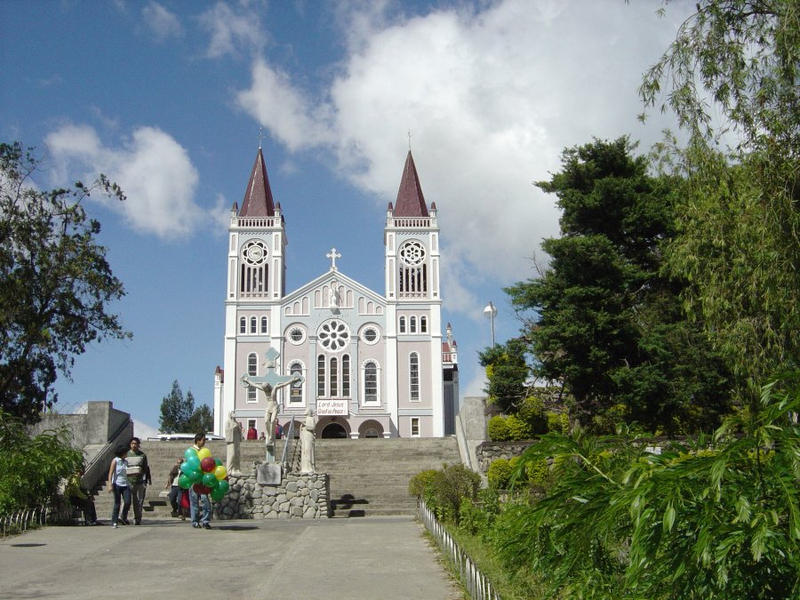 Cathedral St Mary Baguio City by machee15 on DeviantArt