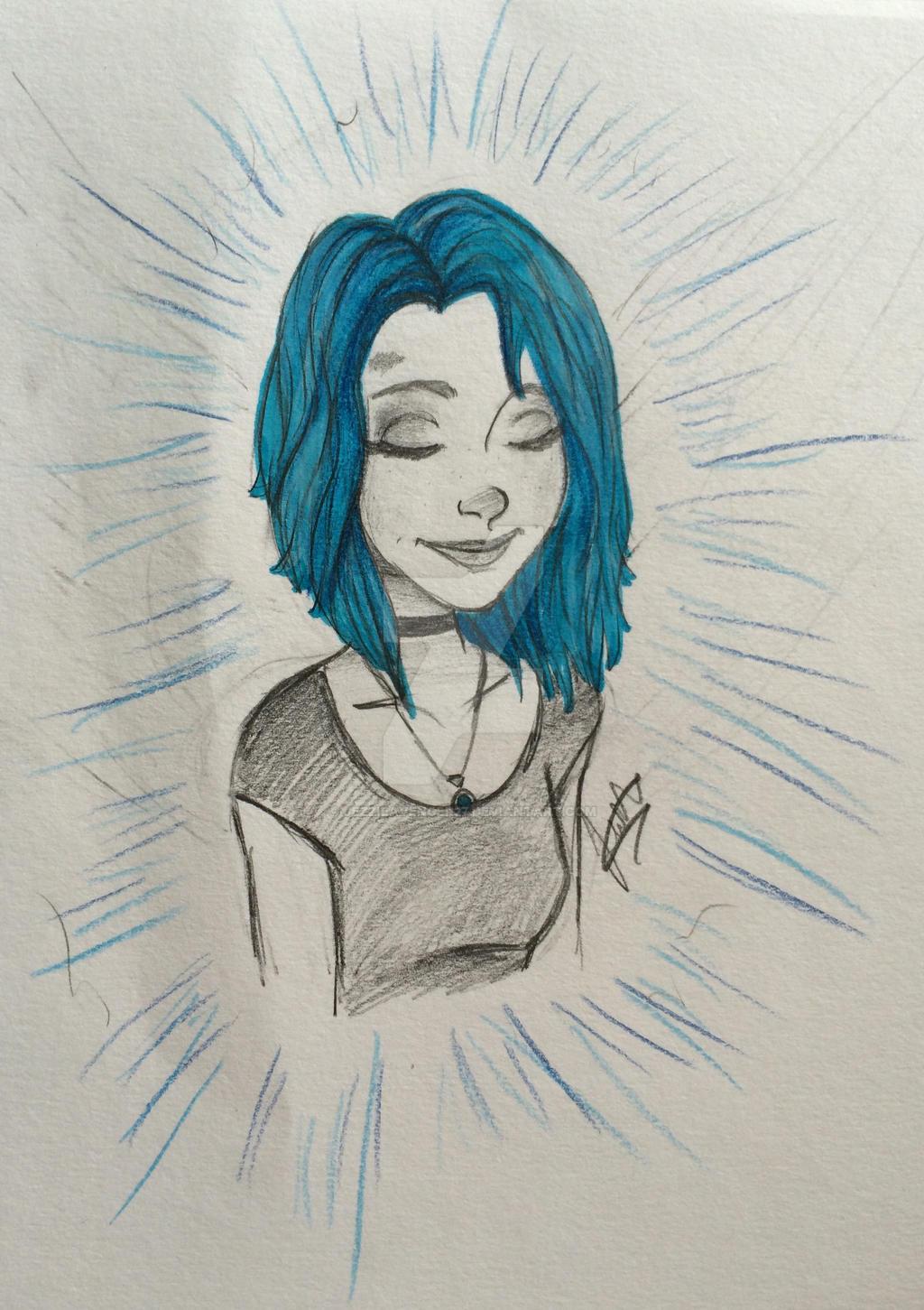 DestinyBlue by JezzieAvenger27