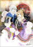 Royalty : Seiran and Ryuuki