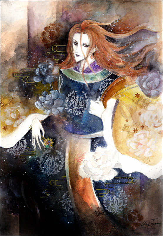 Poison-like Love : Sakujun by Saiunkoku-Monogatari