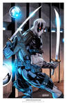 Uncanny XF Deadpool print...