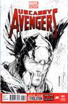 Thor sketchcover