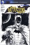 Batman sketchcover...