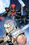 Stormshadow/SnakeEyes/Deadpool print...