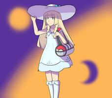 Lillie (Pokemon) by kytobitt