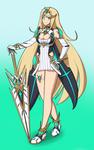 Mythra (Xenoblade Chronicles 2)