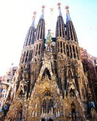 Sagrada Familia Chruch 1
