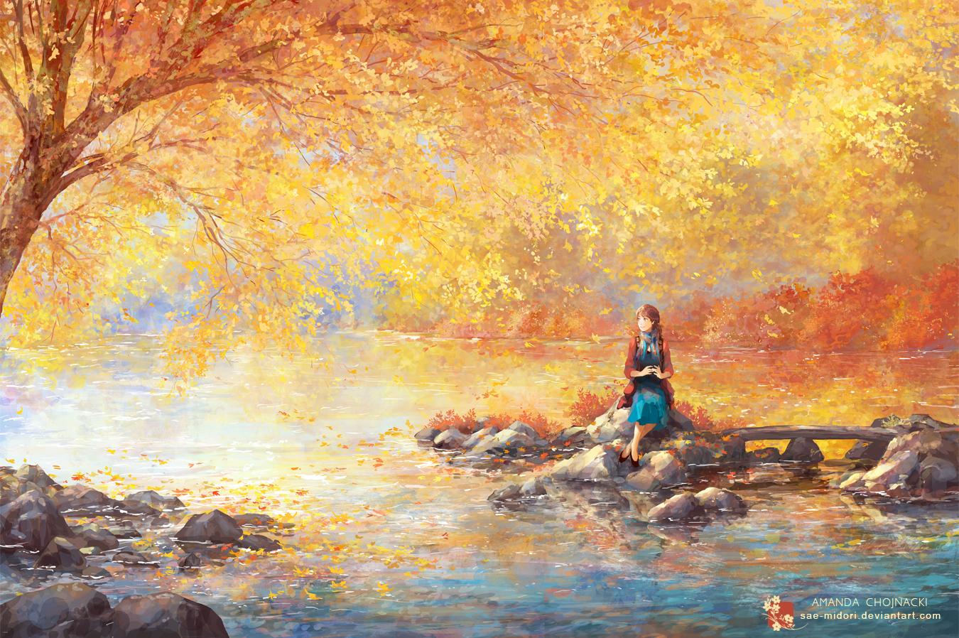 The Splendor of Autumn by sae-midori