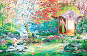The Garden of Ever-Changing Seasons