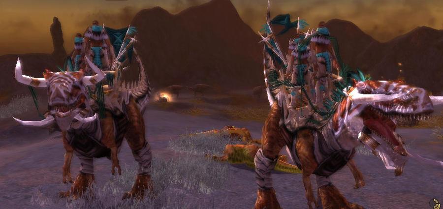 T.Rex Titans by KZ-KW