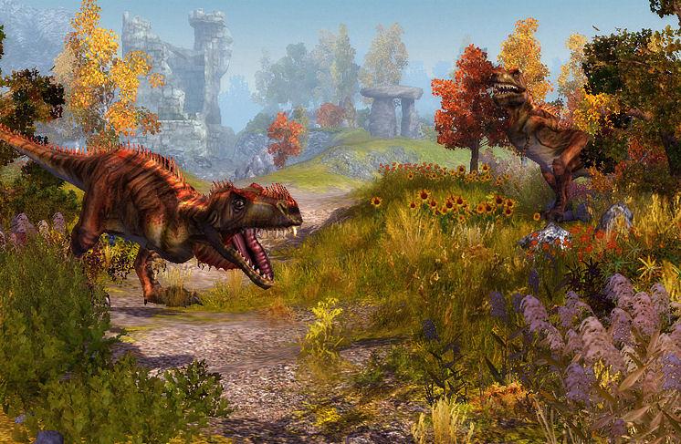 Paraworld-Giganotosaurus by KZ-KW