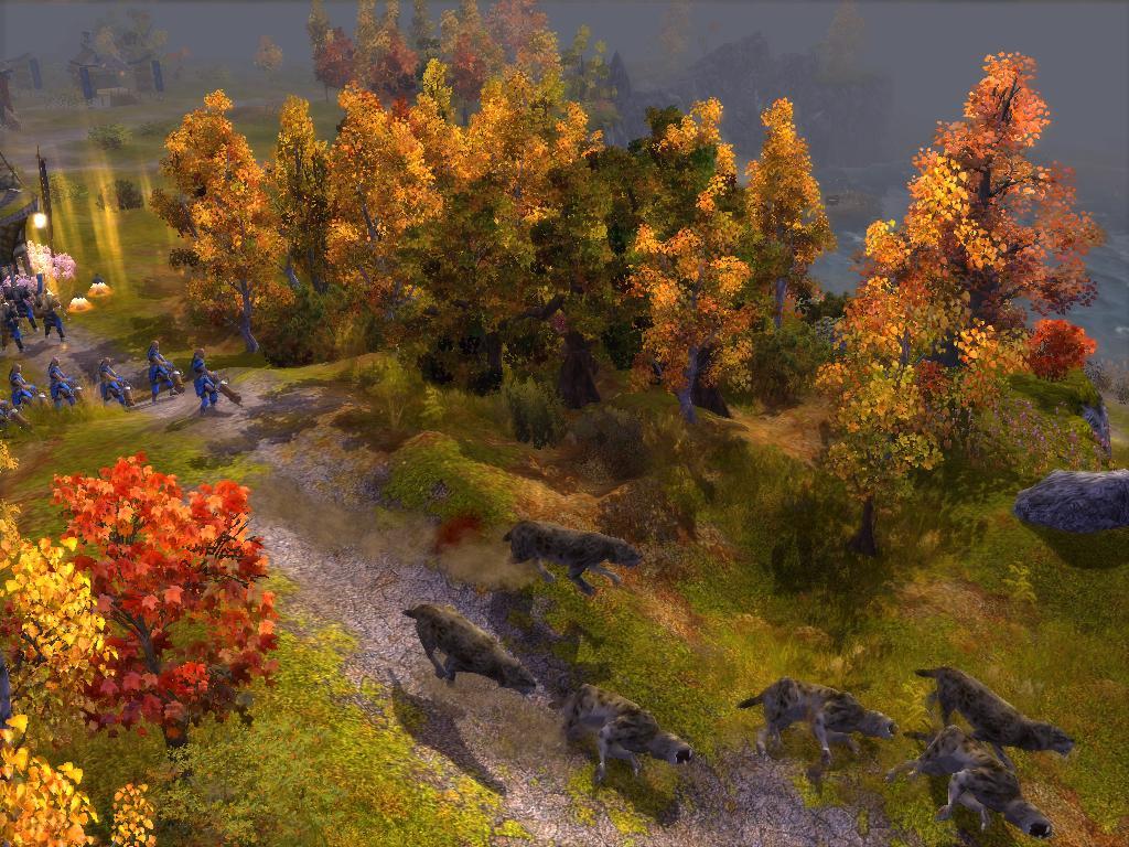 Smilodon Massacre by KZ-KW