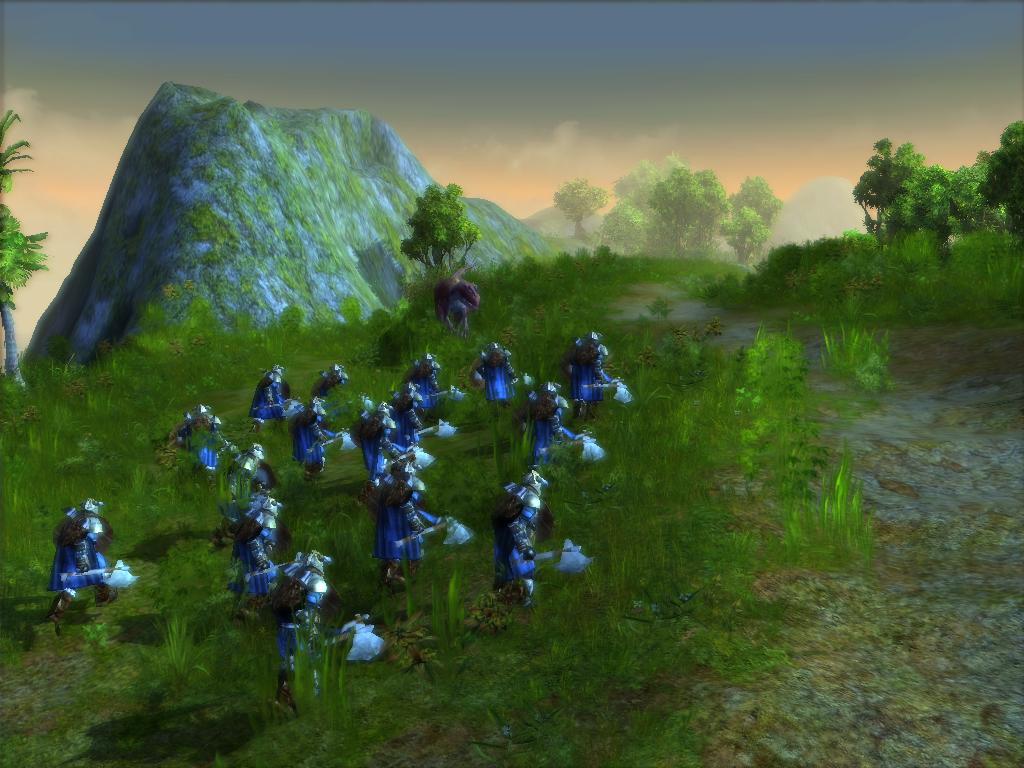 Warriors Vs Allo by KZ-KW