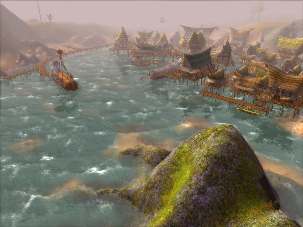 Pirate Village by KZ-KW