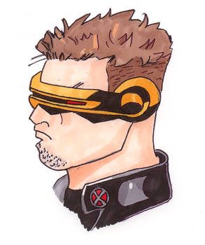 X Men: Cyclops
