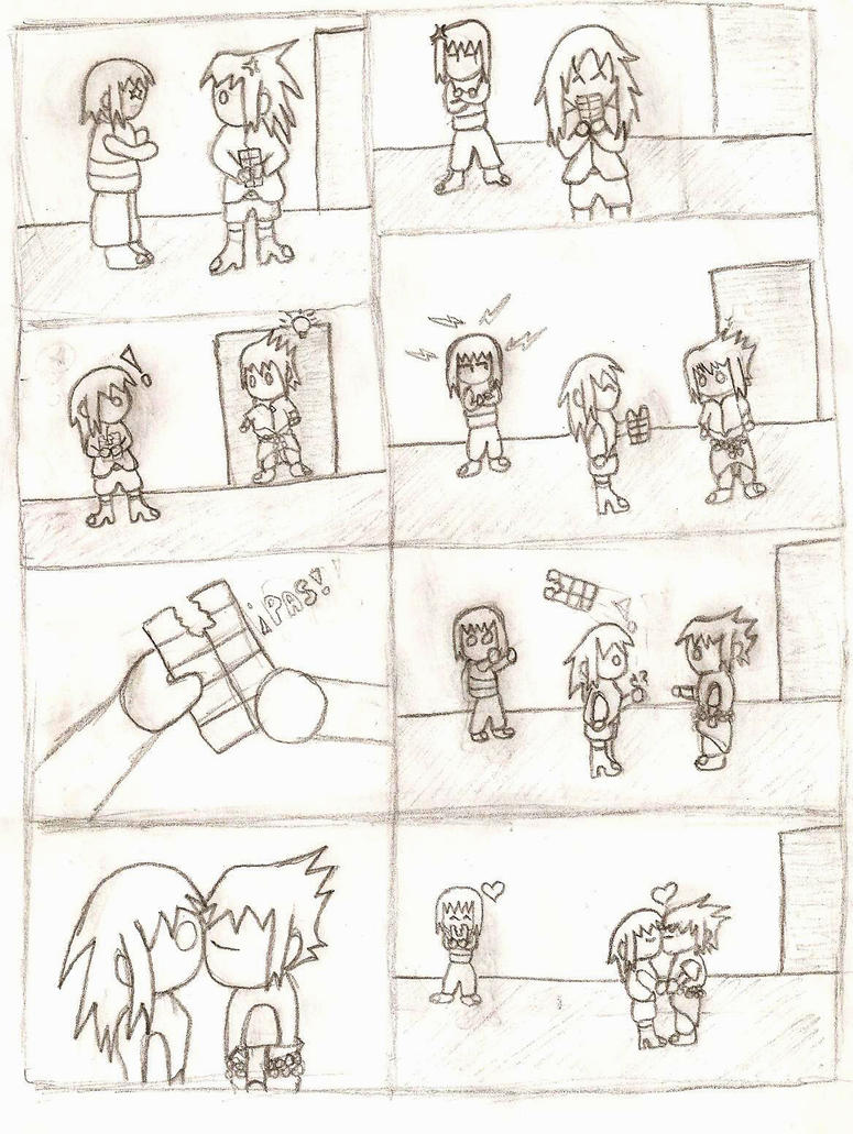 Chocolate para Sasuke by ManaKarin