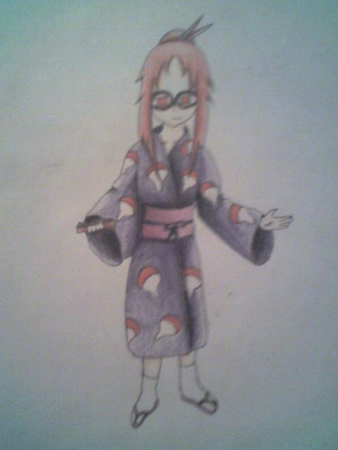 Karin Yukata by ManaKarin
