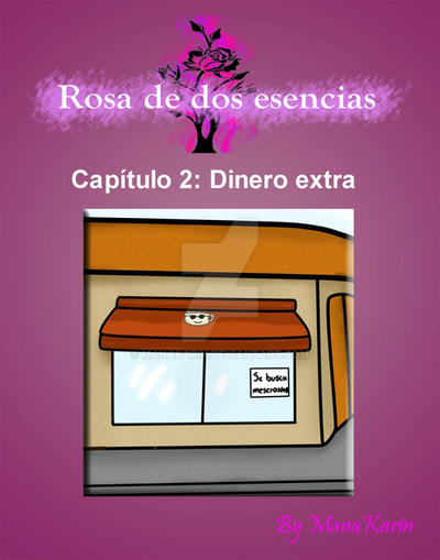 Capitulo 2 Dinero extra by ManaKarin