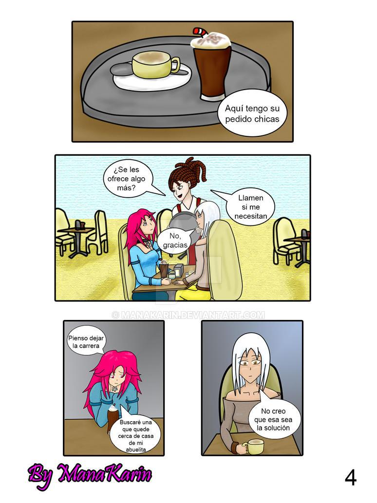 Rosa de dos esencias Capitulo 2 pagina 4 by ManaKarin