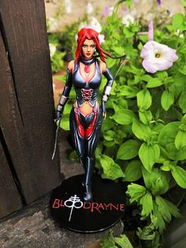 Blood Rayne figure