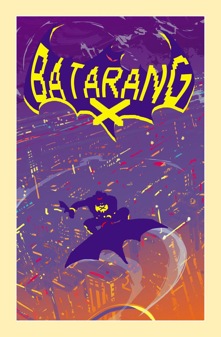 batarang-X-07 by gammahed