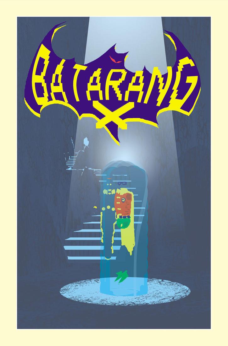 batarang-X-08 by gammahed