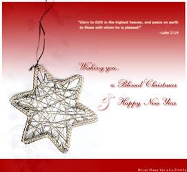 Merry Christmas 2005 by xueyen