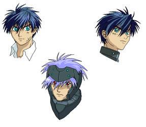 Sagara Sousuke? by sisana