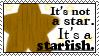 Starfish, Not Star by VAlZARD