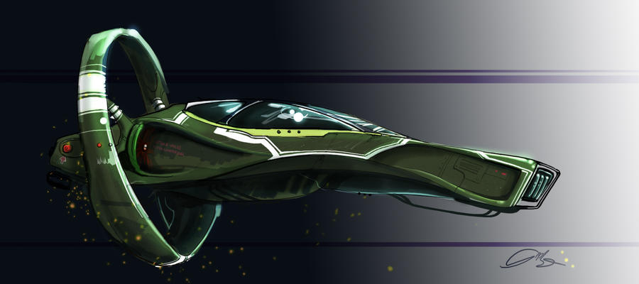 Muscle Space Car Concept By On Deviantart