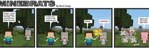 Minebrats-A Minecraft Cartoon by Slangs65