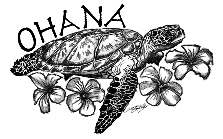 To be a TURTLE is to be OHANA by tashinalally on DeviantArt