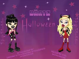Bratz Halloween Costume Party