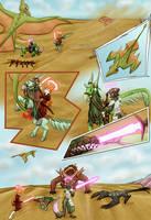 Shadow War: Page 45 by Ulkischlavski