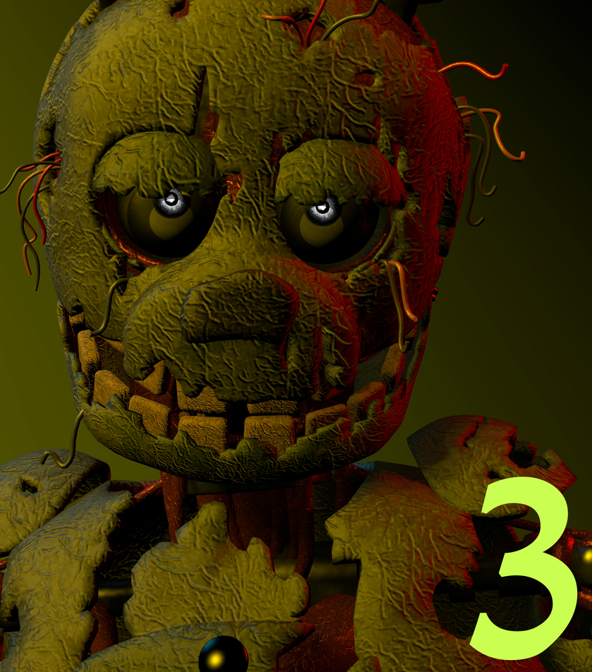 another fnaf 3 official - photo #14