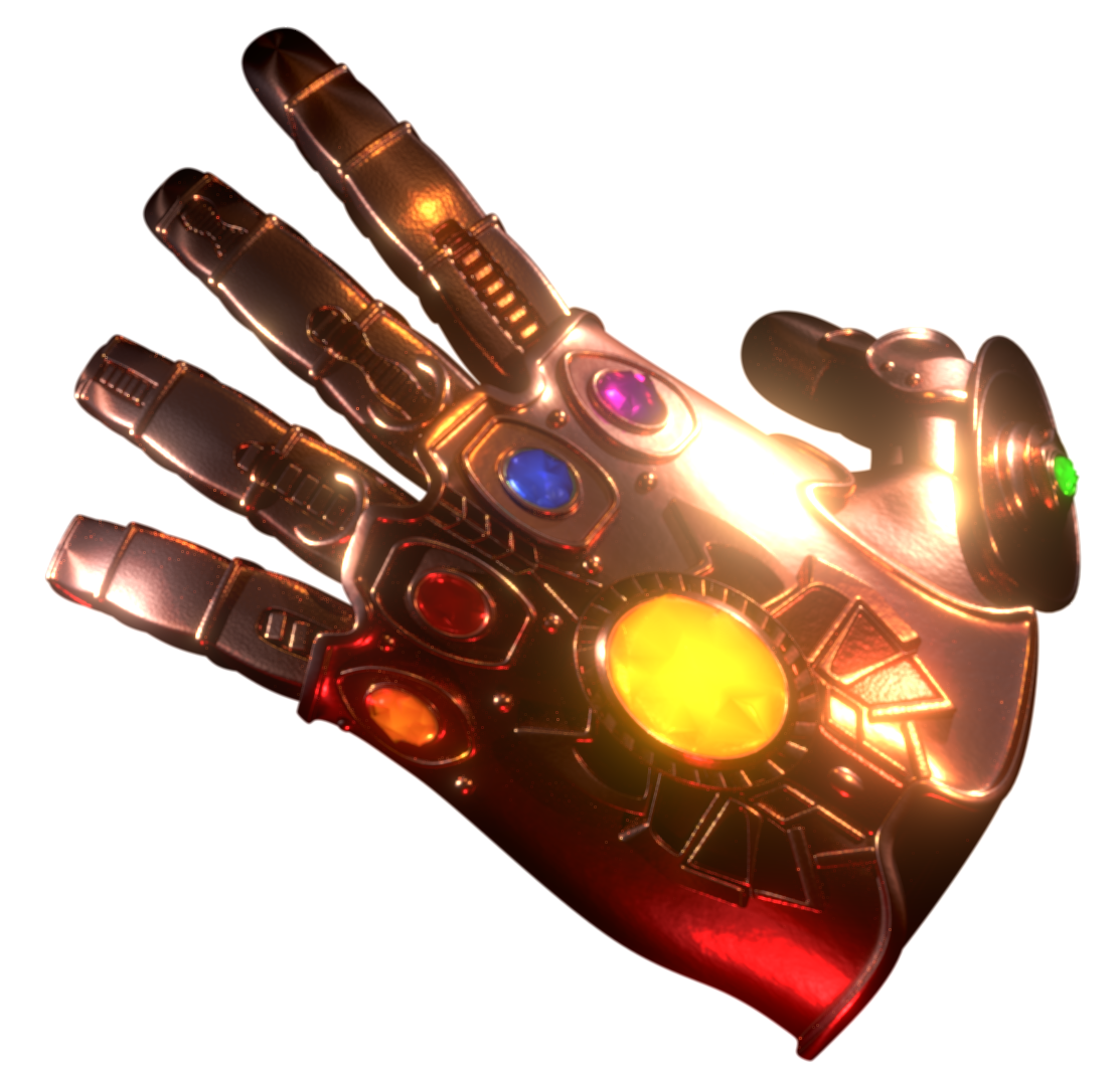 The Infinity Gauntlet|Updated Mats by EndyArts on DeviantArt