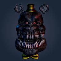 Nightmare | Model WIP by EndyArts