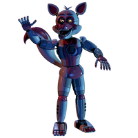 Funtime Foxy V.6   Done by EndyArts