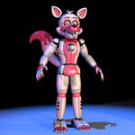 3ds Max Port | Funtime Foxy