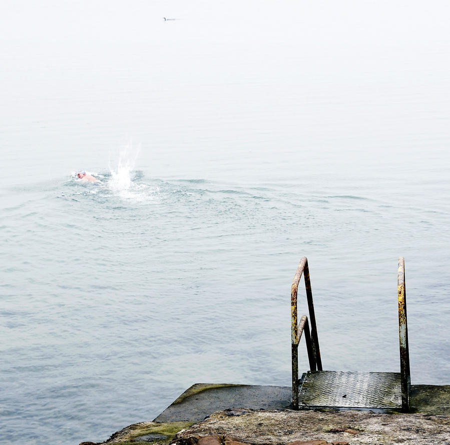 Galway Swimmers 6 by lornamacdonald