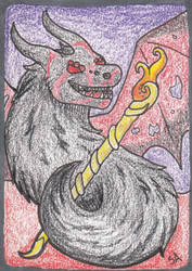 Lilith badge by FlameShuken