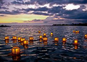 Lantern Floating II