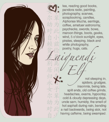 laiquendi-elf's Profile Picture