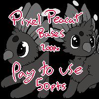 PayToUse Peacat Bases - 50 points by SpoodleButt