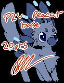 PayToUse Peacat Base - 20 points by SpoodleButt