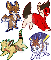 Sticker Commissions 2